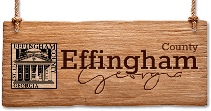 Sheriff | Effingham County, GA